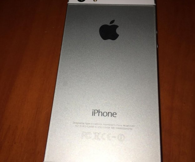 Iphone 5s 16g. Фото 1. Подольск.