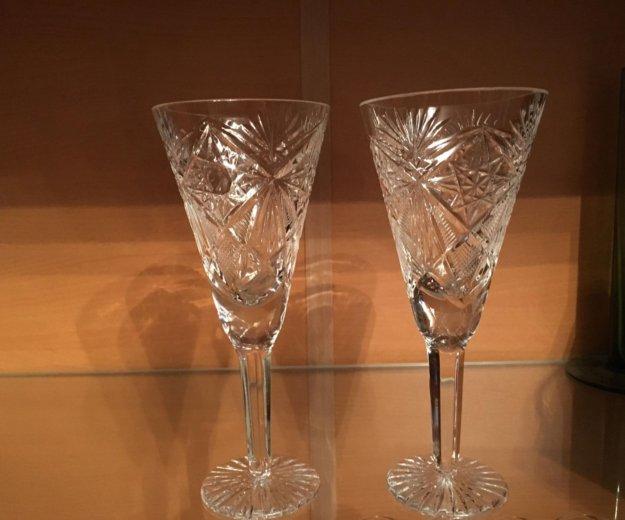 Свадебные бокалы. Фото 2. Зеленоград.