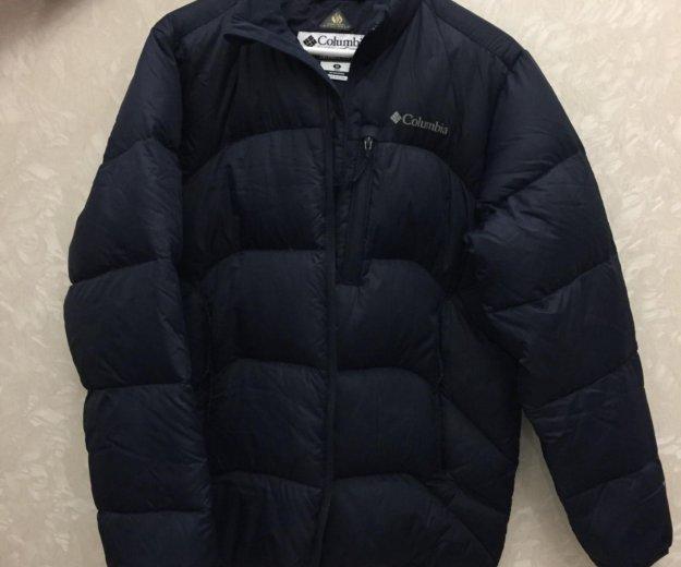 Зимняя куртка / пуховик columbia omni-heat. Фото 1. Краснодар.