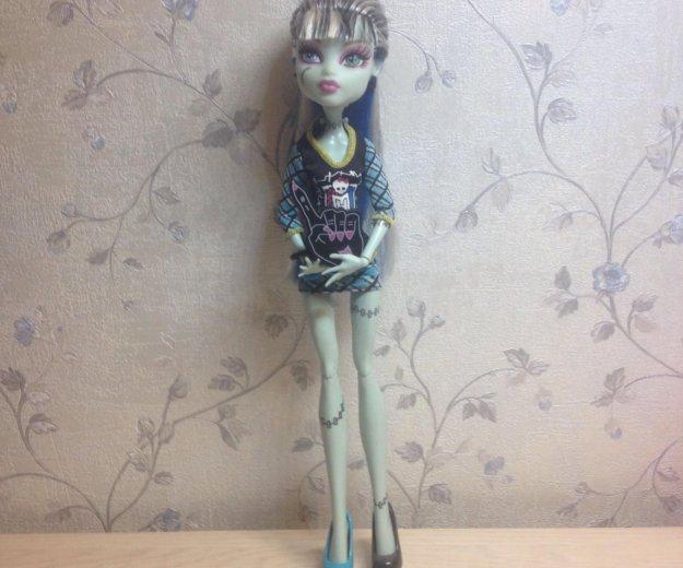 Кукла monster high френки штейн. Фото 1. Люберцы.