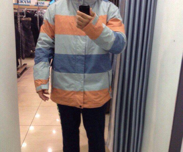 Куртка quicksilver. Фото 1. Норильск.