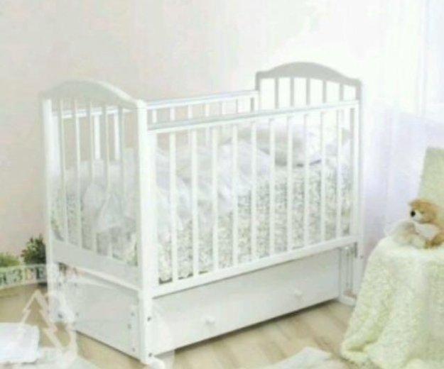 Детская кроватка. Фото 2. Лениногорск.