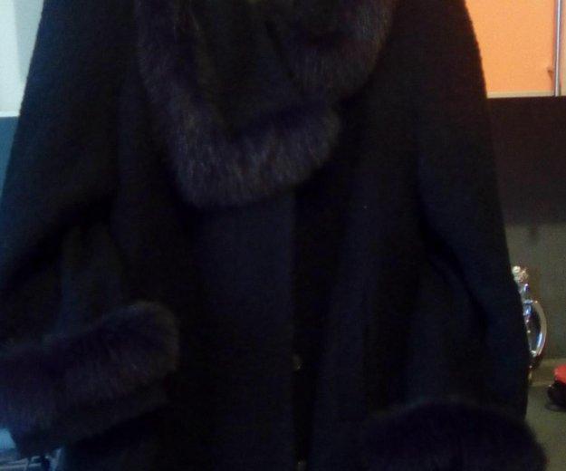 Зимнее женское пальто. Фото 1. Скопин.