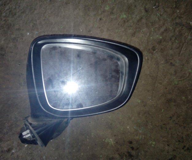 Зеркало мазда сх5. Фото 3.