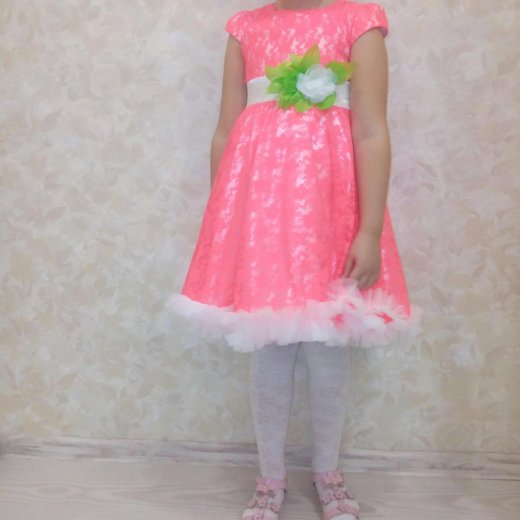"""Платье """"пушинка"""". Фото 3. Зеленоград."""