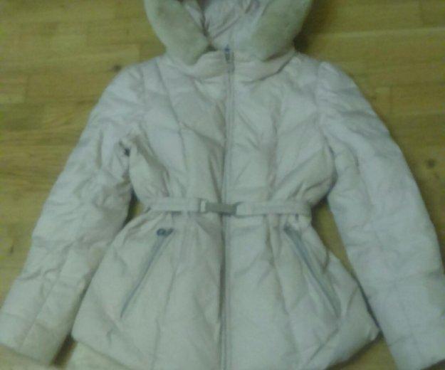 Куртка-пуховик зимняя. Фото 1. Видное.