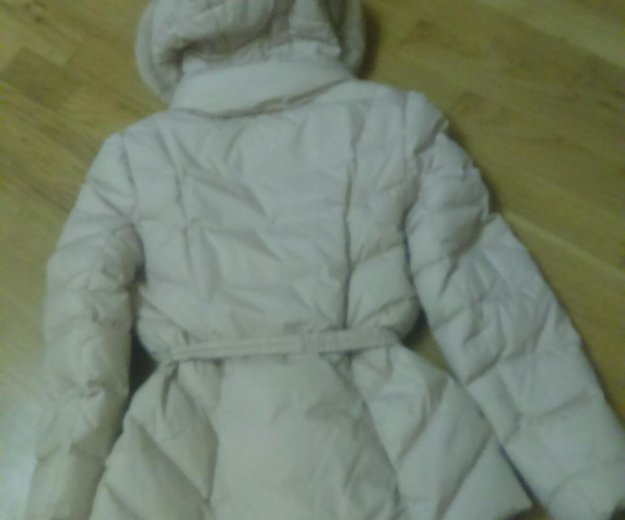 Куртка-пуховик зимняя. Фото 2. Видное.