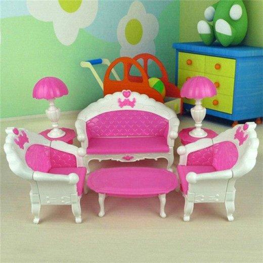 Мебель для кукол барби, monster high новая. Фото 1. Ижевск.