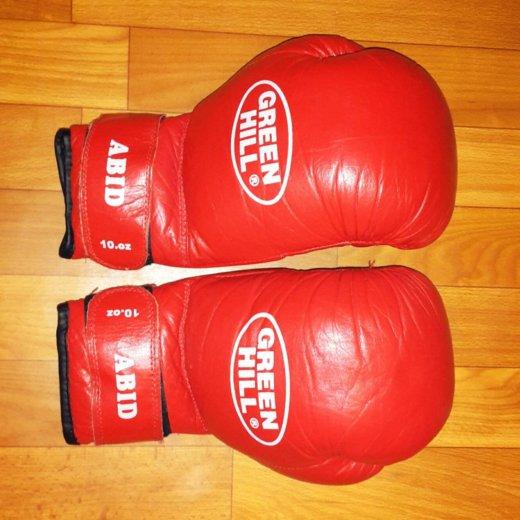 Боксерские перчатки. Фото 1. Санкт-Петербург.