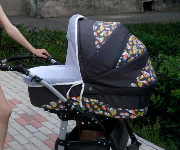 Детская коляска 3в1. Фото 1. Тюмень.