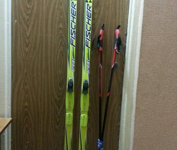 Лыжи классические. Фото 1. Москва.