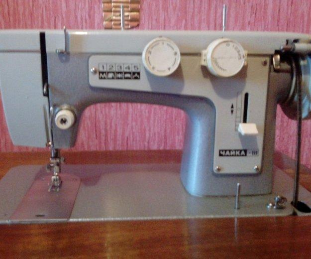 Швейная машинка чайка3. Фото 1. Волгоград.