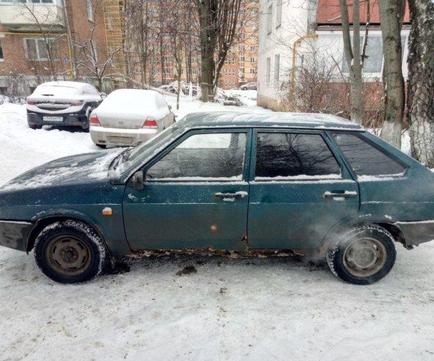Авто ваз 2109. Фото 3. Одинцово.