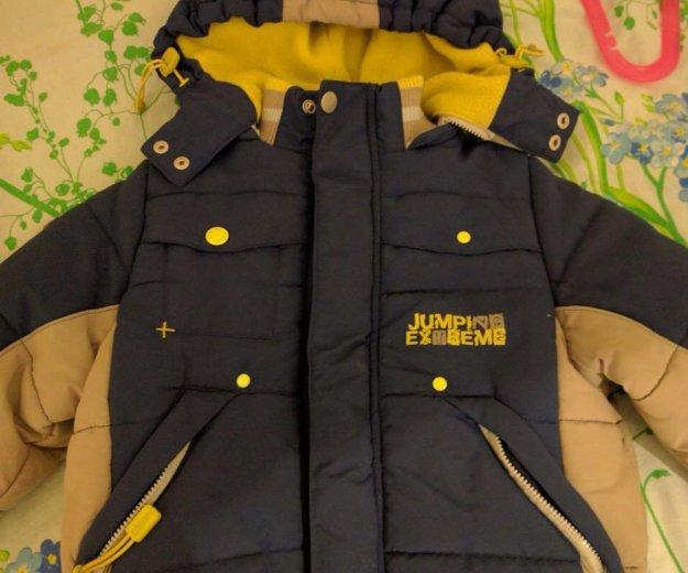 Зимняя куртка 104 в идеальном состоянии. Фото 3. Екатеринбург.