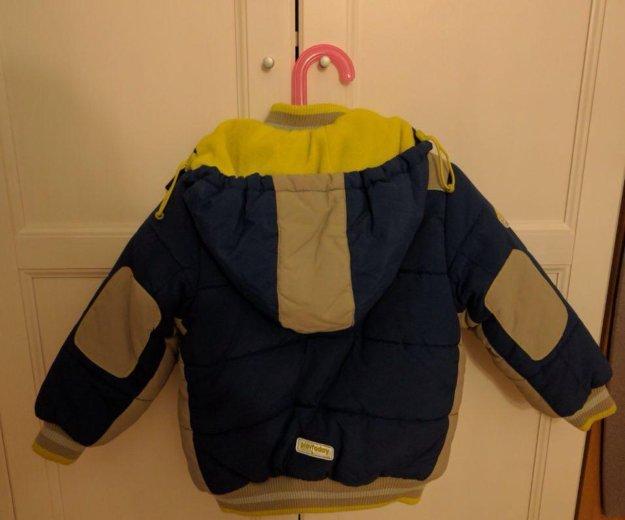 Зимняя куртка 104 в идеальном состоянии. Фото 4. Екатеринбург.
