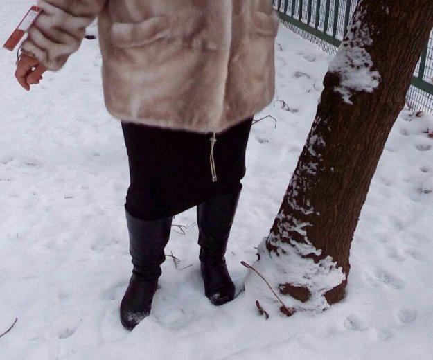 Норковая шуба новая. Фото 4. Москва.
