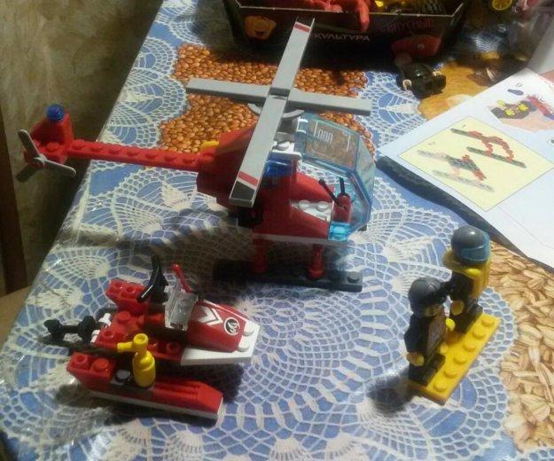 Конструктор ''пожарные''. Фото 3. Химки.