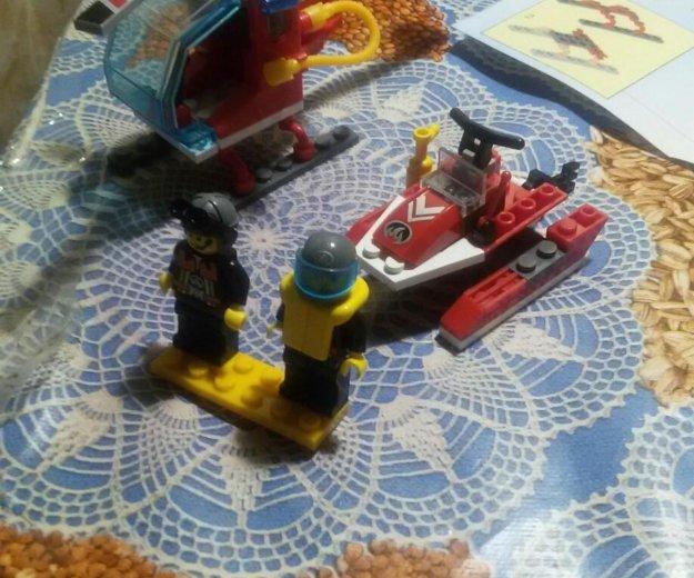 Конструктор ''пожарные''. Фото 4. Химки.