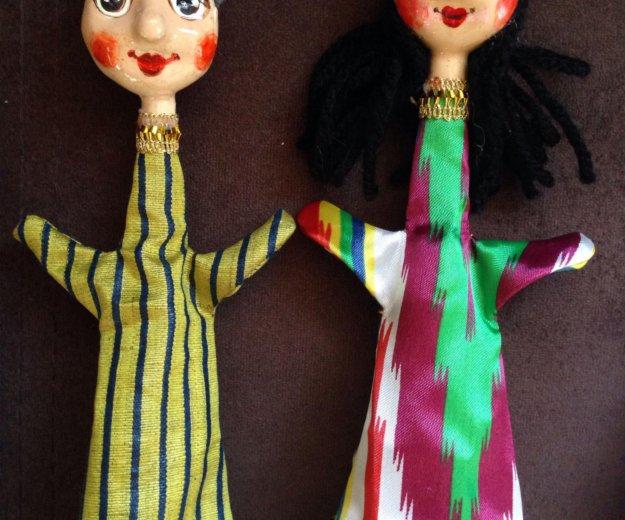 Куклы ручной работы. Фото 2.