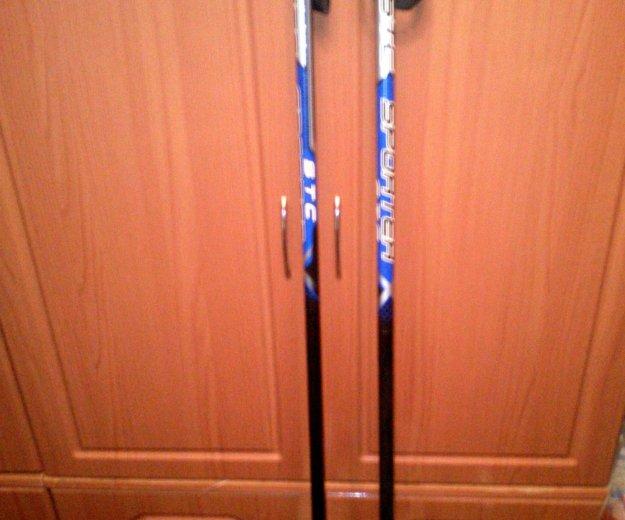 Палки лыжные 110 см. Фото 1. Климовск.