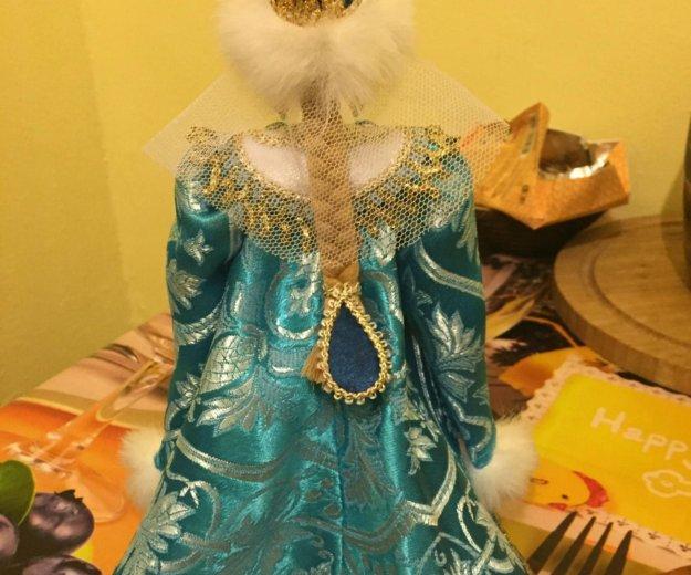 Снегурочка коллекционная кукла. Фото 2. Санкт-Петербург.