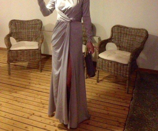 Платье вечернее в пол. Фото 1. Балашиха.