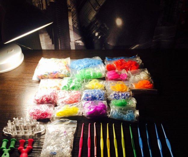 Резинки для плетения браслетов. Фото 2. Самара.