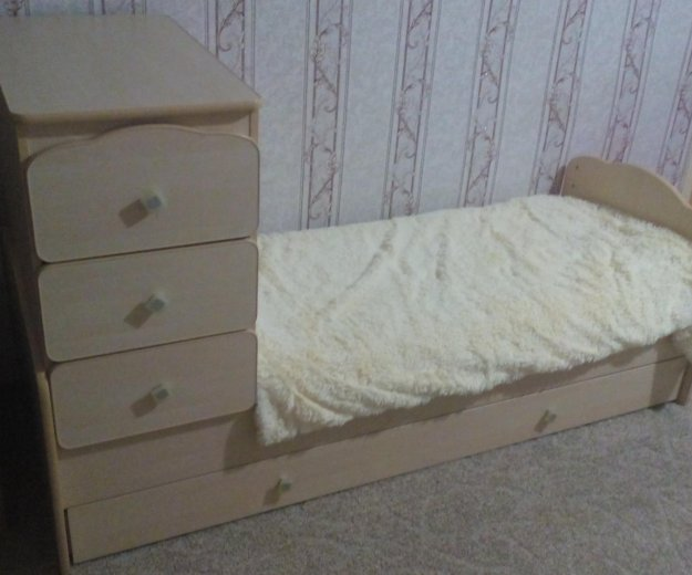 Продам детскую кроватку. Фото 1. Сургут.