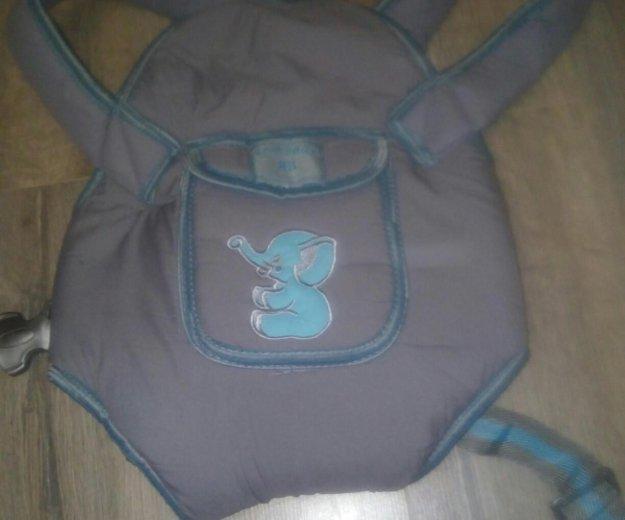 Рюкзак - кенгуру для ребёнка. Фото 1. Пушкино.