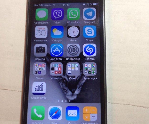 Iphone 5 32gb оригинал. Фото 1. Москва.