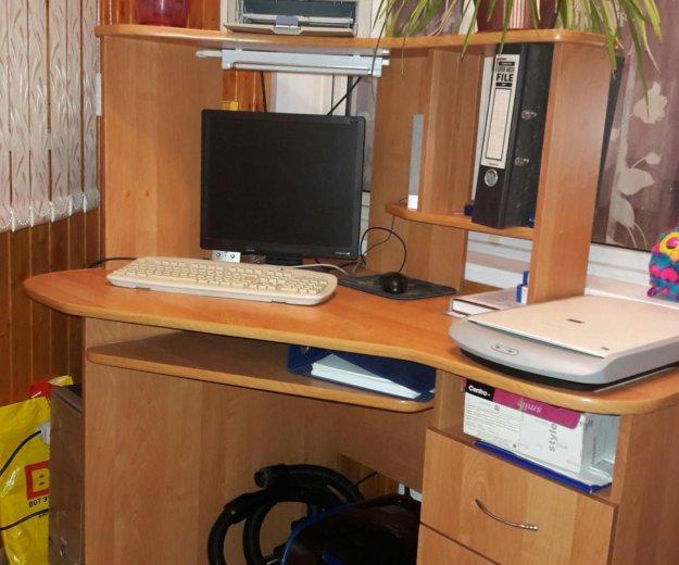 Стол компьютерный. Фото 2. Москва.