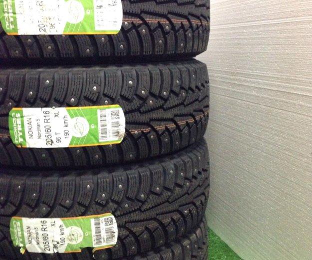 205/60/16 зимние шины. Фото 2. Мытищи.