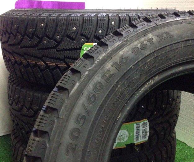 205/60/16 зимние шины. Фото 3. Мытищи.
