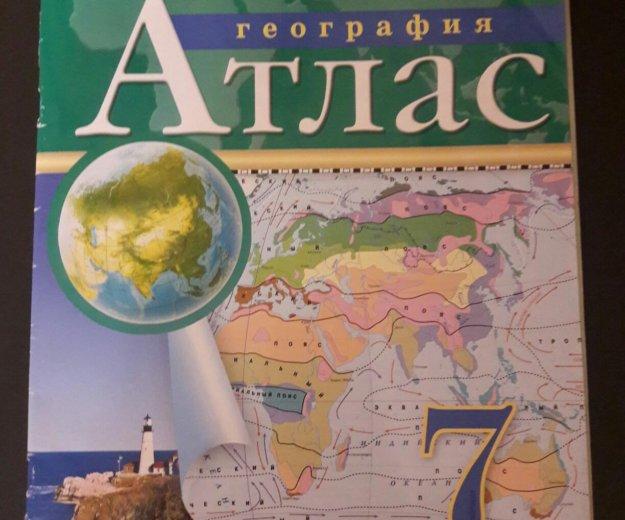 Атлас по географии ( 7 класс ). Фото 1. Ставрополь.