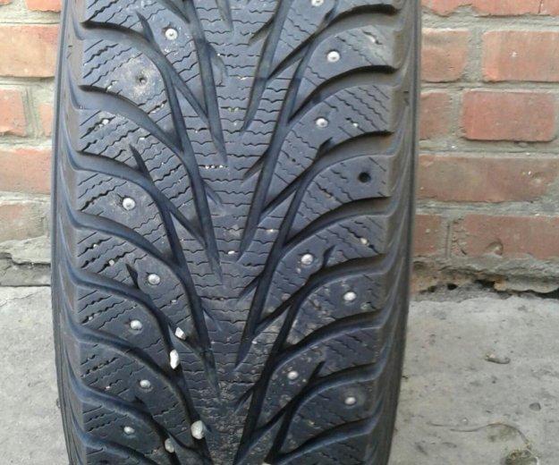 Зимние шины с дисками. Фото 3. Калининская.