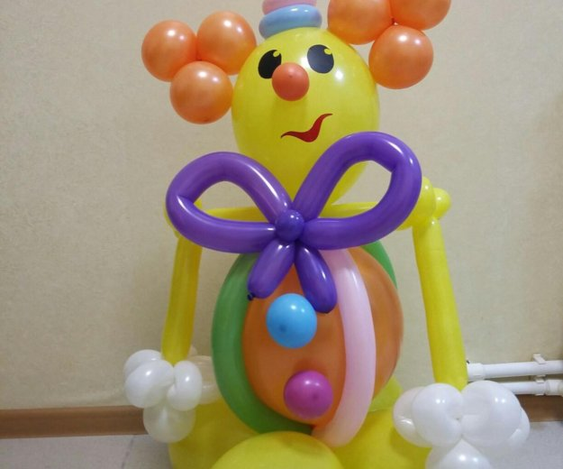 Фигуры из шаров. Фото 4. Ставрополь.