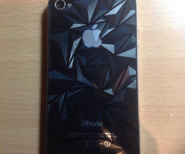Продам iphone 4 8gb. Фото 1. Тамбов.