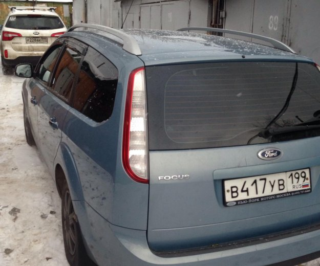 Ford focus 2. Фото 1. Москва.
