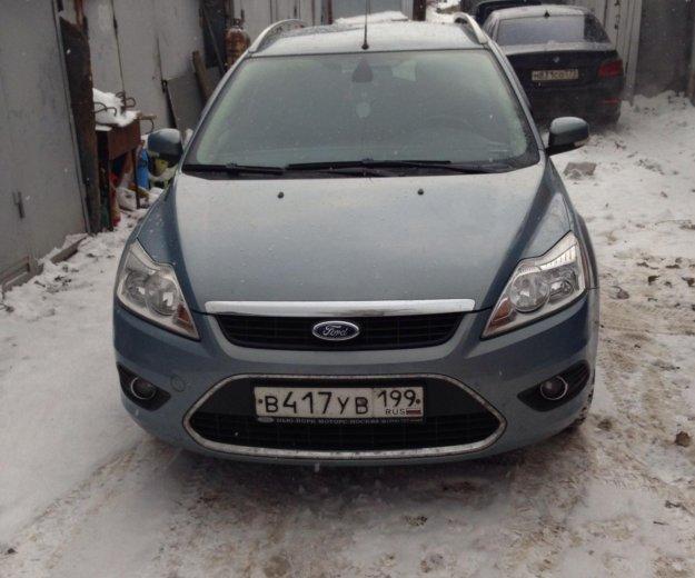 Ford focus 2. Фото 4. Москва.