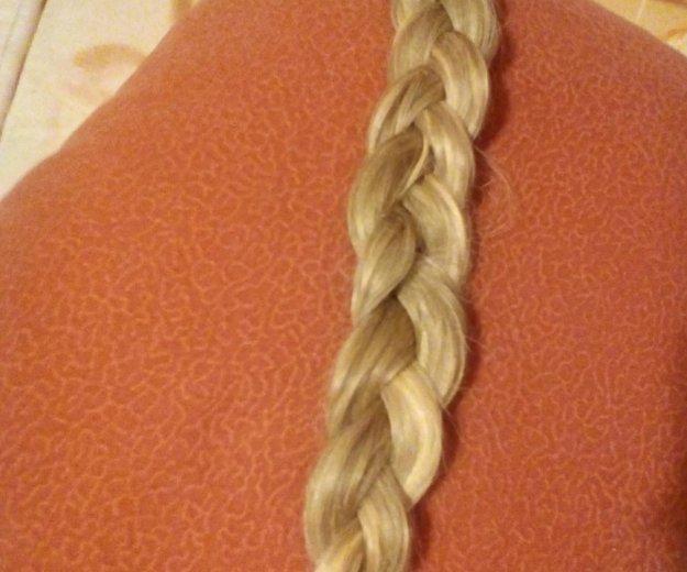 Волосы натуральные 50 см. Фото 1. Москва.
