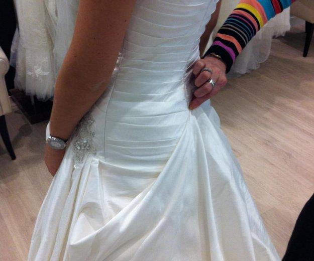 Свадебное платье. Фото 3. Домодедово.