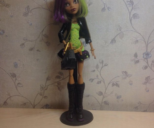 Кукла monster high клодин вульф. Фото 1. Люберцы.