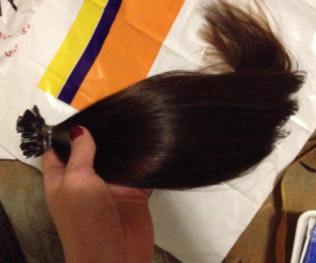 Натуральные волосы 40см. Фото 2. Лесной Городок.