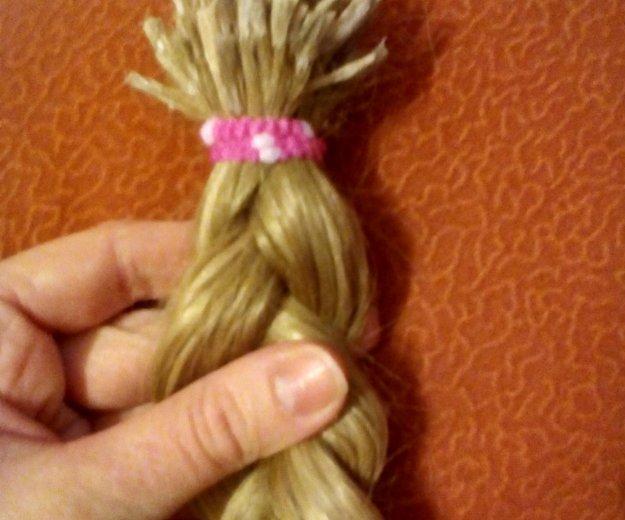 Волосы натуральные 50 см. Фото 2. Москва.