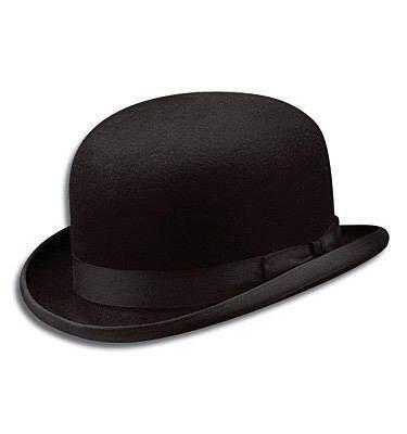 Шляпа котелок. Фото 1. Москва.