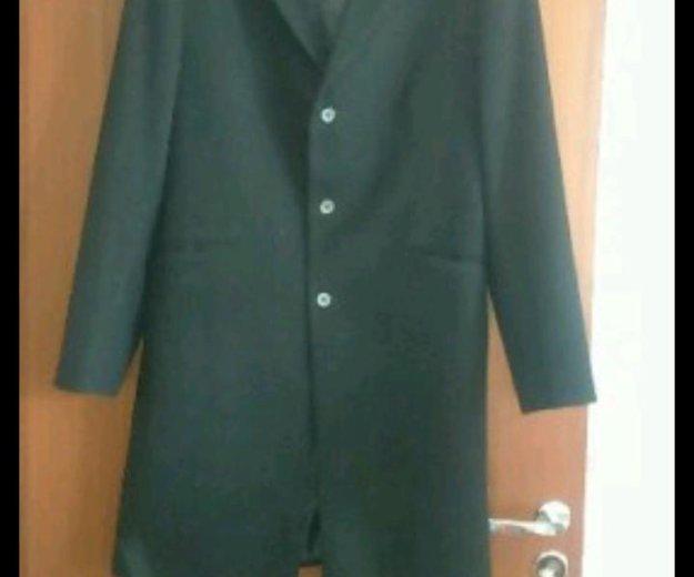 Мужское пальто весна осень размер 48-50. Фото 1. Калач-на-Дону.