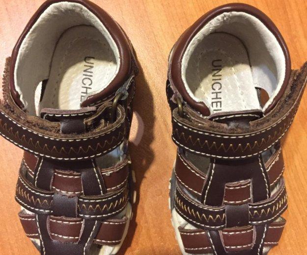 Кожаные сандали. Фото 4. Мытищи.
