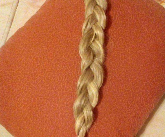 Волосы натуральные 50 см. Фото 3. Москва.