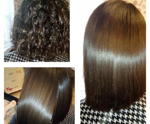Восстановление волос. Фото 1. Москва.