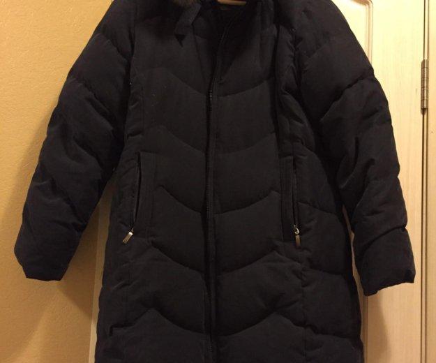 Продаётся пуховая куртка в отличном состоянии. Фото 1. Химки.